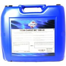 Titan CARGO MC SAE 10W-40 20 lt.-600380717...