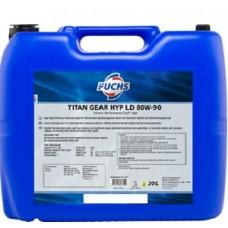 Titan GEAR HYP LD SAE 80W-90 Lt. 20-600635923...