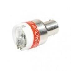 Lampadina retromarcia BA15s da 10W con avvisatore acustico incorporato (=95 dB)-74215