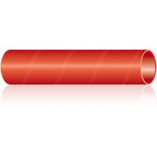 TUBO SILICONE 1 mt D.55   VMQ+ARAMID rosso-7755.01...