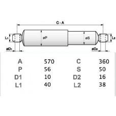 AMM. POST  SABO - FIAT DUCATO T.T. DAL 01/81 AL 05/84-790527