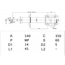AMM. ANT  SABO - FIAT DUCATO T.T. DAL 01/81 AL 05/84-790529