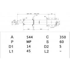 AMM. SABO ANT  - FIAT DUCATO MAXI 18 q.li-790749