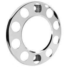 Anello coprimozzo in acciaio inox, per cerchi in lega-97660