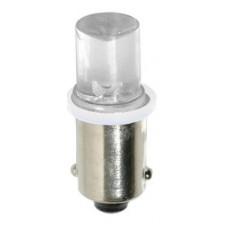 Coppia lampade 24V T4W - Led Rosso-98324