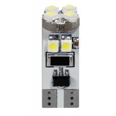 Coppia lampade 24V T10 led blu-98380
