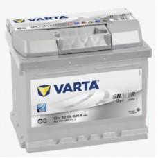 Batteria Varta Silver Dynamic 12 V 52 Ah 520 A (EN) Prodotto soggetto a limitazioni per il tras...