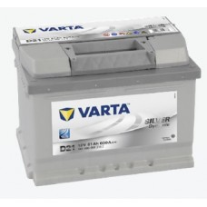 Batteria Varta Silver Dynamic 12 V 61 Ah 610 A (EN) Prodotto soggetto a limitazioni per il tras...