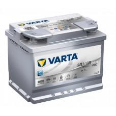 Batteria Varta Silver Dynamic AGM 12 V 60 Ah 680 A (EN) Prodotto soggetto a limitazioni per il ...