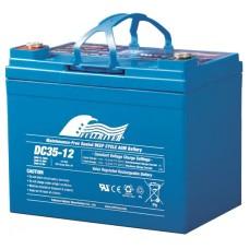 Batteria CICLICA 12V 35AH A-DC-0035012A-10...