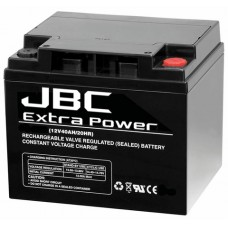 BATTERIA DC-EV 12V-40AH AGM DEEP CYCLE-DCEV0400012-30