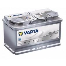 Batteria Varta Silver Dynamic AGM 12 V 80 Ah 800 A (EN) Prodotto soggetto a limitazioni per il ...