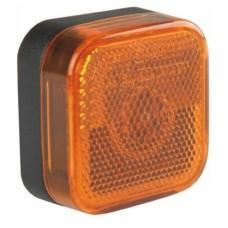 Fanale anteriore arancio led con cavo Man TGA, TGM, TGL, L2000-FA056