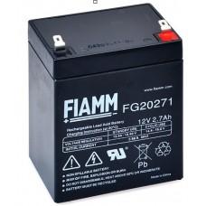 Batteria FIAAM 12 V 2,7 Ah SLA-FG20271...