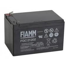 Batteria FIAMM 12 V 12 Ah (C20) AGM-FGC21202...