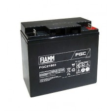 Batteria FIAMM 12 V 18 Ah (C20) AGM-FGC21803...
