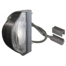 Fanale Targa Nero Led-FT007