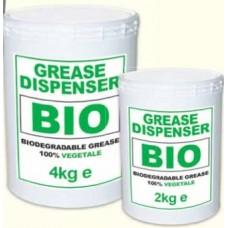FUSTINO GRASSO capacità 4Kg BIO 100% vegetale max 80°-KART4000/BIO