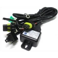 Cablaggio unico per coppia lampade H4-3 24 V 50W-KLXA0243
