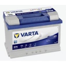 Batteria Varta Blue Dynamic EFB 12 V 70 Ah 760 A (EN) Prodotto soggetto a limitazioni per il tr...