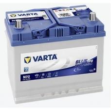 Batteria Varta Blue Dynamic EFB 12 V 72 Ah 760 A (EN) Prodotto soggetto a limitazioni per il tr...