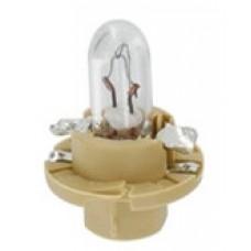 Lampada 12V BX8,4D 1,5W-OA2452MFX6