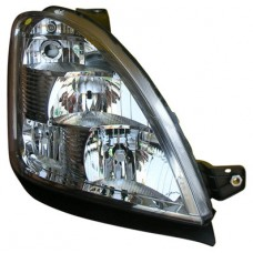 Proiettore Anteriore Sinistro Iveco Daily 2006-> con motorino-PR015...