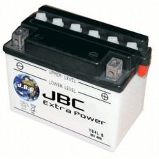 Batteria moto 12 v 4 Ah-TMCB4LBSM...