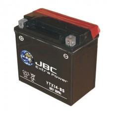 Batteria moto 12 v 12 Ah-TMCBTX14BS...