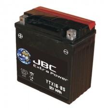 Batteria moto 12 v 16 Ah-TMCBTX16BS...