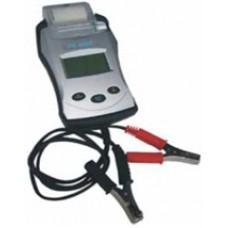 Tester elettronico per batterie 12V con rilascio stampa test-V503013...