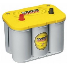 Batteria Optima YellowTop 12 V 55 Ah 870 A (EN)-YT S 4,2...