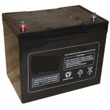 Batteria AGM  12 V 80 Ah-slc-0080012-20